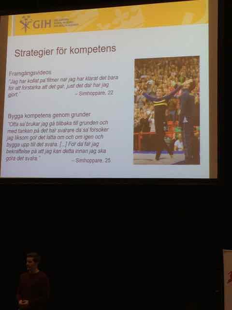 strategier för kompetens idrott