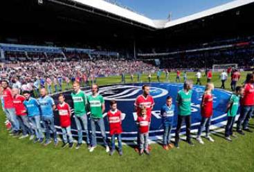 PSV Philips sponsor sportmarknadsföring sportidealisten