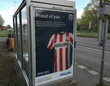 PSV Philips sportmarknadsföring sportidealisten
