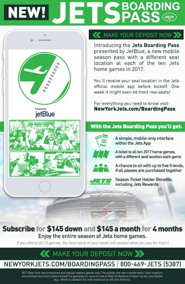 mobilt säsongskort fansupplevelse
