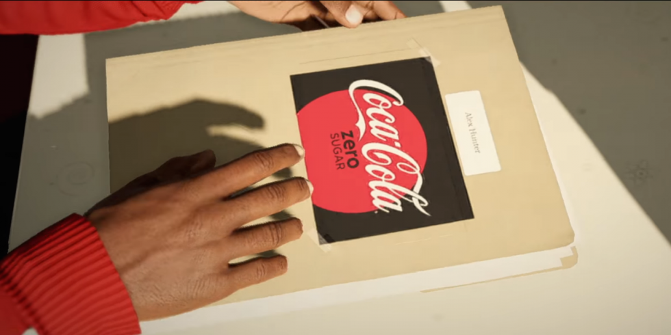 FIFA Coca Cola influens samarbete sportidealisten