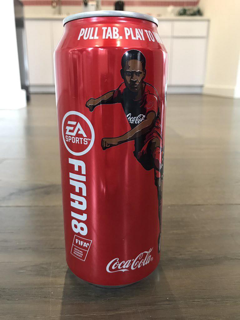 FIFA Coca Cola unikt samarbete sportidealisten