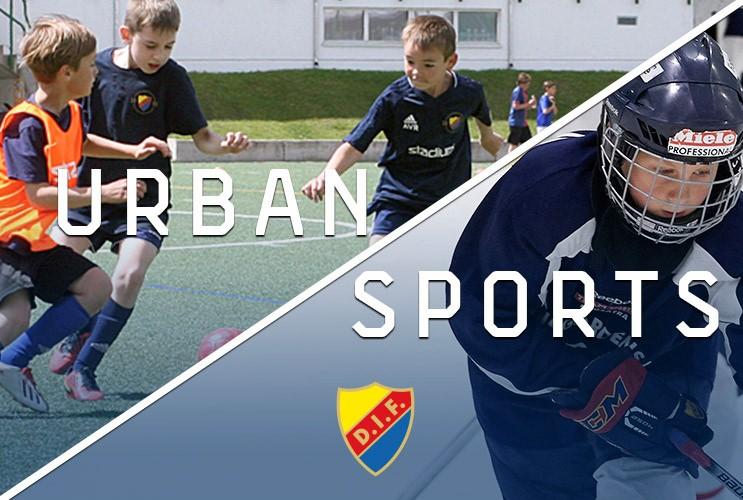 Urban sport DIF Idrottsvetare Sportidealisten CSR Idrottens samhällsnytta