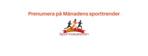 Sportidealisten Sportjobb Idrottsjobb Idrottsvetare Sport Management Idrottstrender Sporttrender
