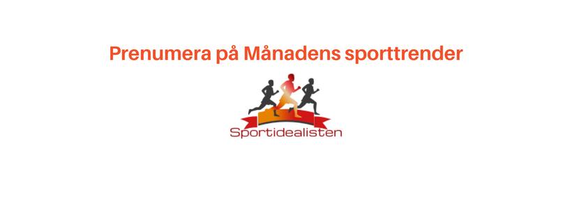Sportidealisten Sportjobb Idrottsjobb Idrottsvetare Sport Management Idrottstrender Sporttrender SportStartUp SportEntreprenör