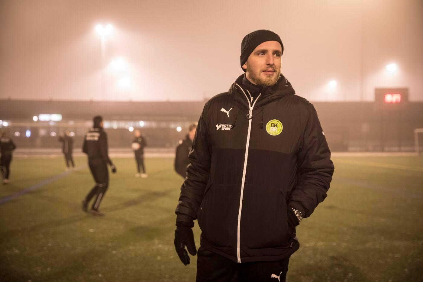 Viktor Catenacci Föreningskonsulent Sportidealisten Idrottsvetare Sport Management SportJobb IdrottsJobb Bagarmossen