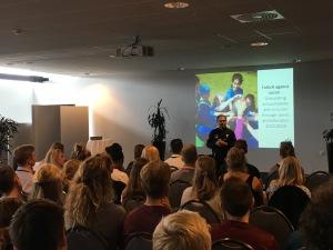 Sportidealisten Sport Management Idrottsvetare SportJobb IdrottsJobb EASM Student Seminar