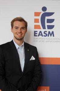 Sportidealisten Sport Management Idrottsvetare SportJobb IdrottsJobb EASM Student Representative