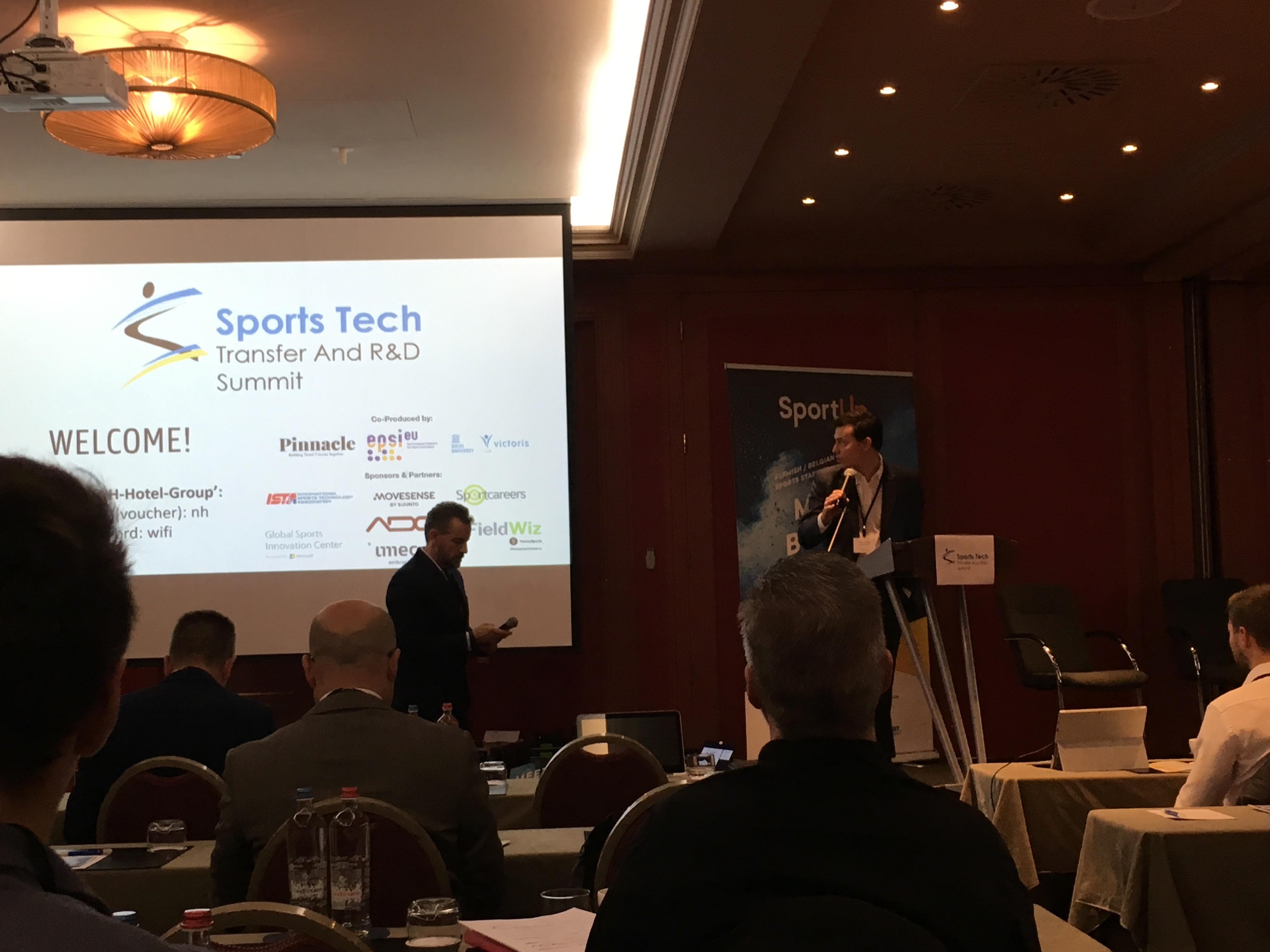 Sportidealisten Sport Management Idrottsvetare SportJobb IdrottsJobb SportTech Innovation Sportentreprenör