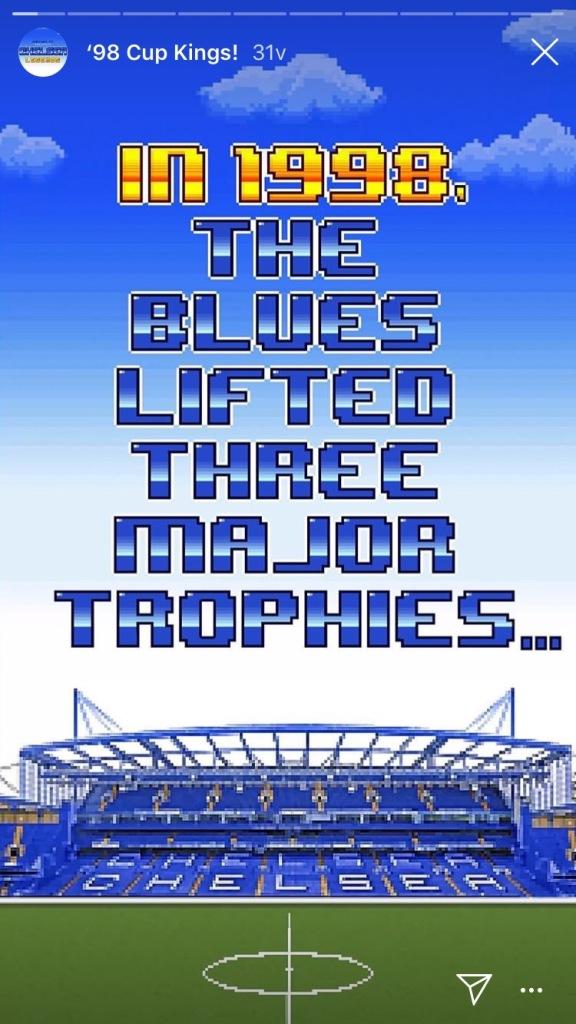 Chelsea FC Instagram tips Sportidealisten Sport Management Idrottsvetare SportJobb IdrottsJobb