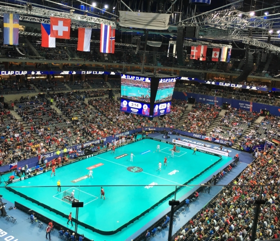 Sportidealisten Sport Management Idrottsvetare SportJobb IdrottsJobb Fan Engagement Innebandy VM Sportmarknadsföring