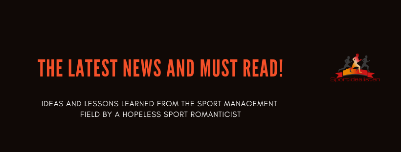 Sportidealisten sportsjobs Sport newsletter